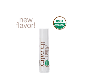 John Masters Organics Lip Calm Vanilla  雲呢拿潤澤護唇膏 4g