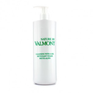 Valmont Cleansing With A Gel 清柔潔膚凝膠 500ml Salon Size all skin type