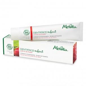 Melvita - 有機兒童牙膏 (75毫升)