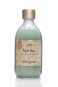 Sabon Body Gel Polisher Delicate Jasmine 身體磨砂啫喱  茉莉 300ml
