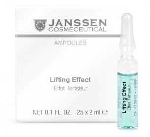 Janssen Cosmetics Lifting Effect 去皺緊膚安瓶 25x2ml 適合所有肌膚
