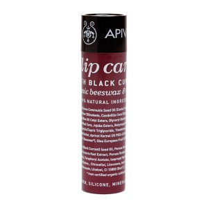 Apivita Lip Care with Black Currant 黑加侖子亮彩潤唇膏 4.4g