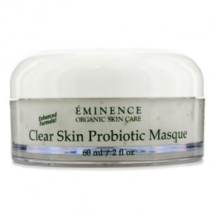 Eminence Clear Skin Probiotic Masque 益生菌暗瘡面膜 60ml 適合敏感性皮膚和暗瘡性皮膚