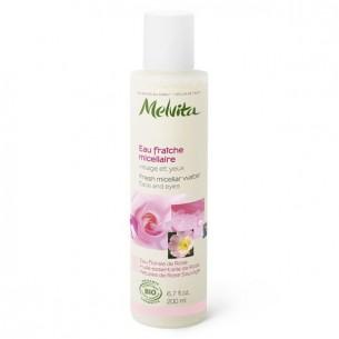 Melvita Fresh Micellar Water 有機高山玫瑰清新淨膚水 200ml