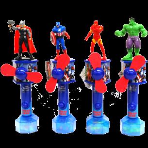 Marvel Avengers 復仇者聯盟風扇糖 0.53oz