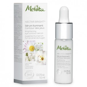 Melvita Nectar Bright® Brightening Eye Contour Serum 有機花研美白眼部精華 15ml