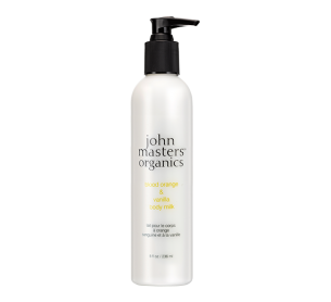 John Masters Organics Blood Orange & Vanilla Body Milk 血橙雲呢拿身體潤膚乳 236ml