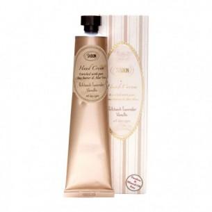 Sabon Hand Cream Patchouli Lavender Vanilla 潤手霜 - 廣藿香薰衣草香草 50ml