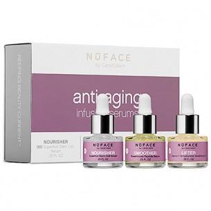 NuFace Anti-Aging Infusion Serum Trio 抗衰老精華三重奏套裝