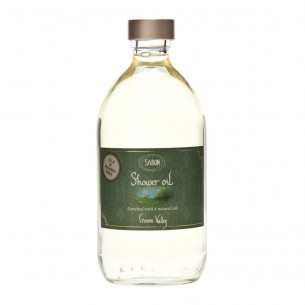 Sabon Green Valley Shower Oil 谷中翠綠沐浴油 500ml