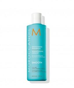 Moroccanoil Smoothing Shampoo 滑順直髮系列洗髮乳250ml  散亂髮質及毛躁頭髮專用
