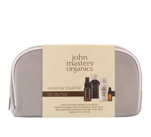 John Masters Organics Essential Travel Kit for Dry Hair 洗護發護理旅行套裝 乾燥髪質適用