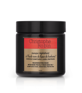 Christophe Robin Regenerating Mask with Rare Prickly Pear Seed Oil 刺梨籽油柔亮修護髮膜 250ml