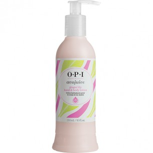 OPI Avojuice 24 Hour Hand and Body Lotion Ginger Lily 野薑花果浴乳液及護手霜 250ml
