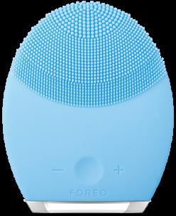 FOREO Luna 2 Facial-Cleansing Device  露娜™2淨透舒緩潔面儀 適合混合肌膚