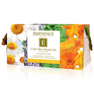 Eminence Calm Skin Starter Set 山金車抗敏皮膚輕便套裝