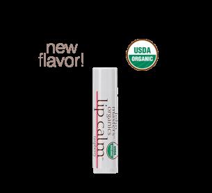 John Masters Organics Lip Calm Raspberry  紅莓保濕潤唇膏 4g