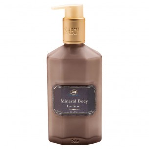 Sabon Dead Sea Collection Mineral Body Lotion 死海鑽奇身體潤膚乳液 200g