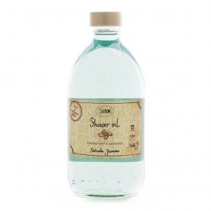Sabon Delicate Jasmine Shower Oil 茉莉沐浴油 500ml