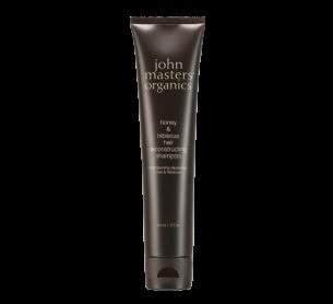 John Masters Organics Honey & Hibiscus Hair Reconstructing Shampoo 蜂蜜及芙蓉洗髮乳 177ml 適合乾性和受損髮質