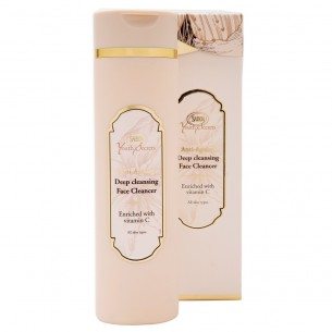 Sabon Youth Secrets Deep Cleansing Face Cleanser 青春奧秘4合1潔顏乳 200ml