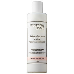 Christophe Robin Volumizing Conditioner with Rose Extracts 玫瑰豐盈護色護髮素 250ml 適合染色後的頭髮