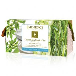Eminence Clear Skin Starter Set 暗瘡皮膚輕便套裝