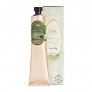 Sabon Hand Cream Green Valley 潤手霜 - 谷中翠綠 50ml